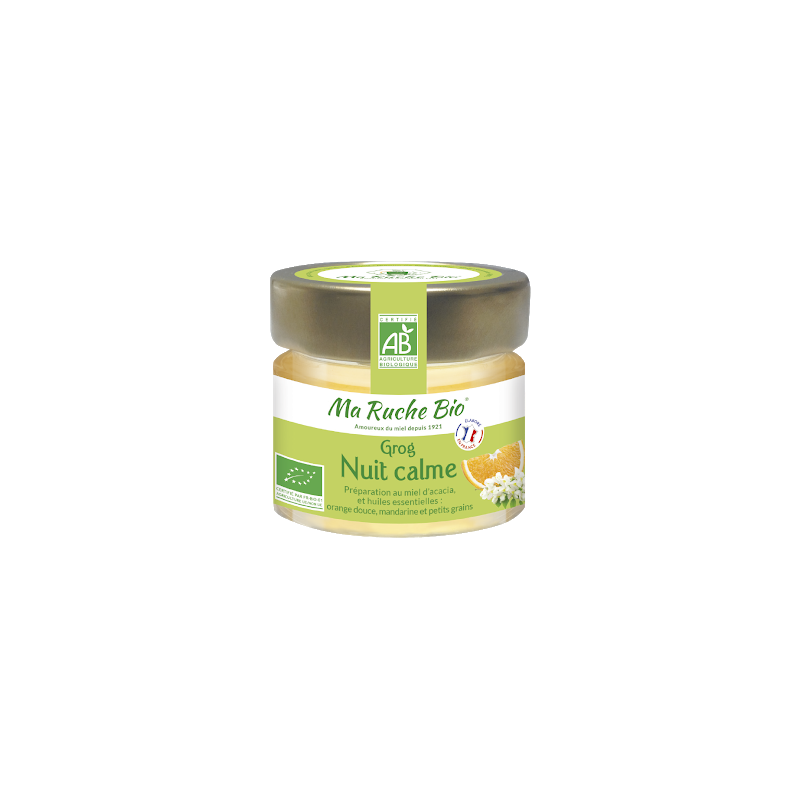 Organic Calm Night Grog - 100g