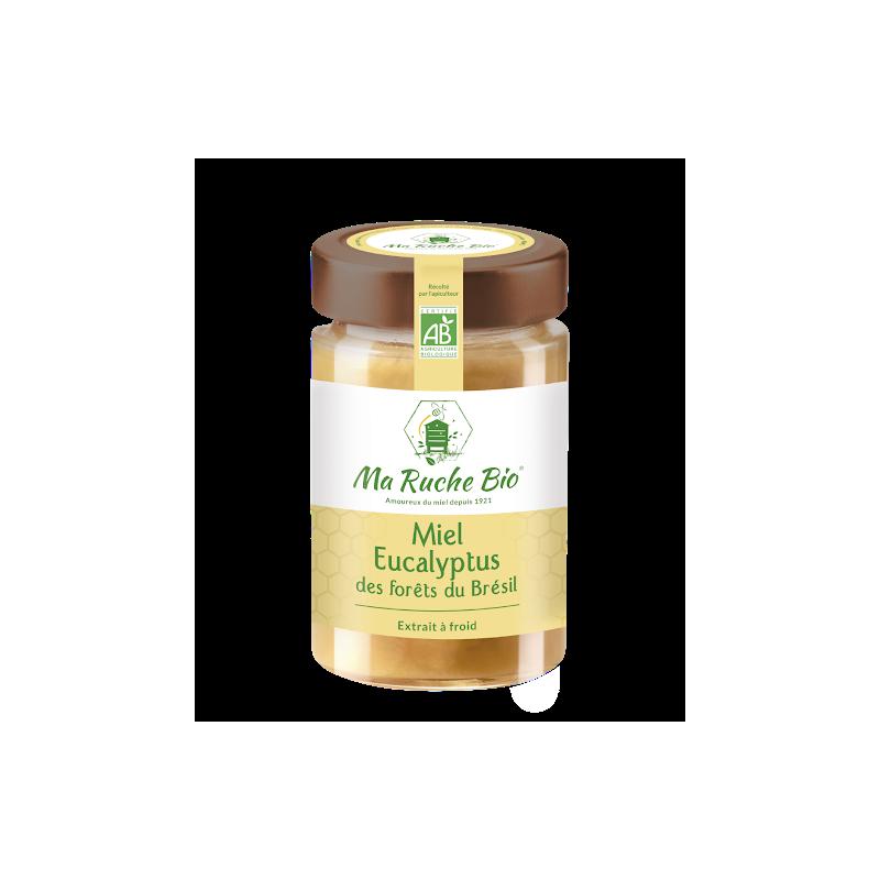 Organic Eucalyptus Honey...
