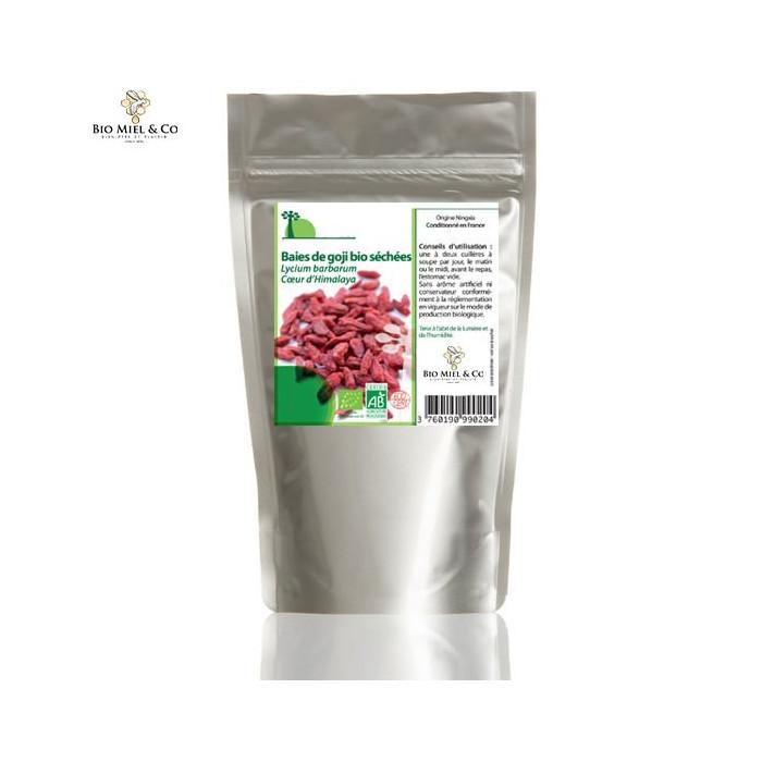 Goji berries certified organic (Himalaya)