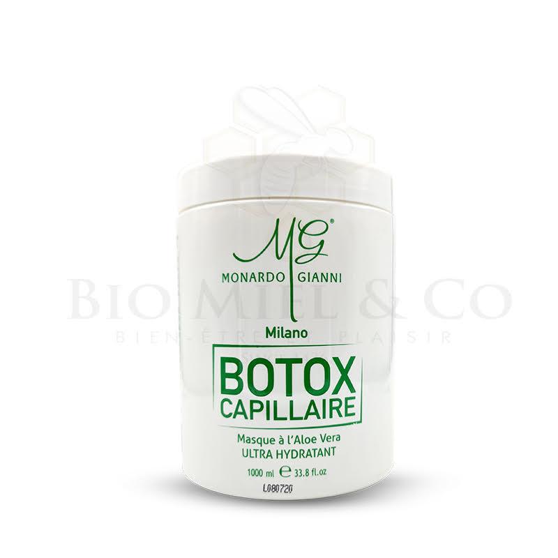 Botox capillaire à l'aloe...