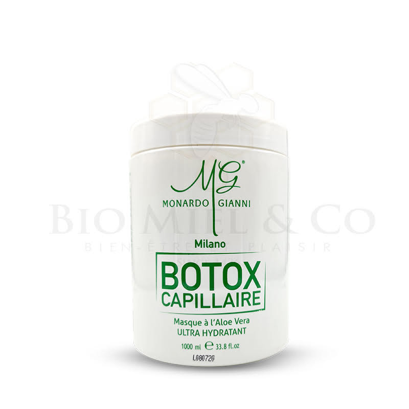 Botox-Kapillare mit aloe...