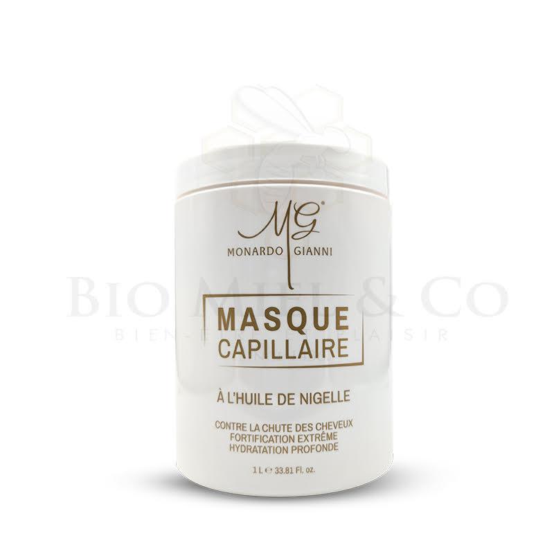 Masque Capillaire à l'huile...