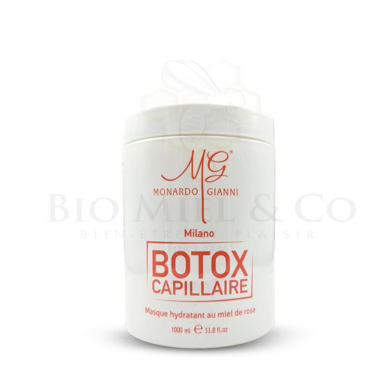 Botox capillaire au miel de...