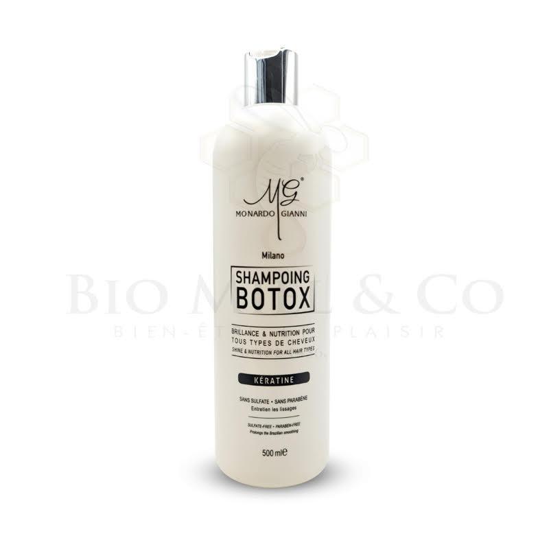 Shampoing Botox à la...