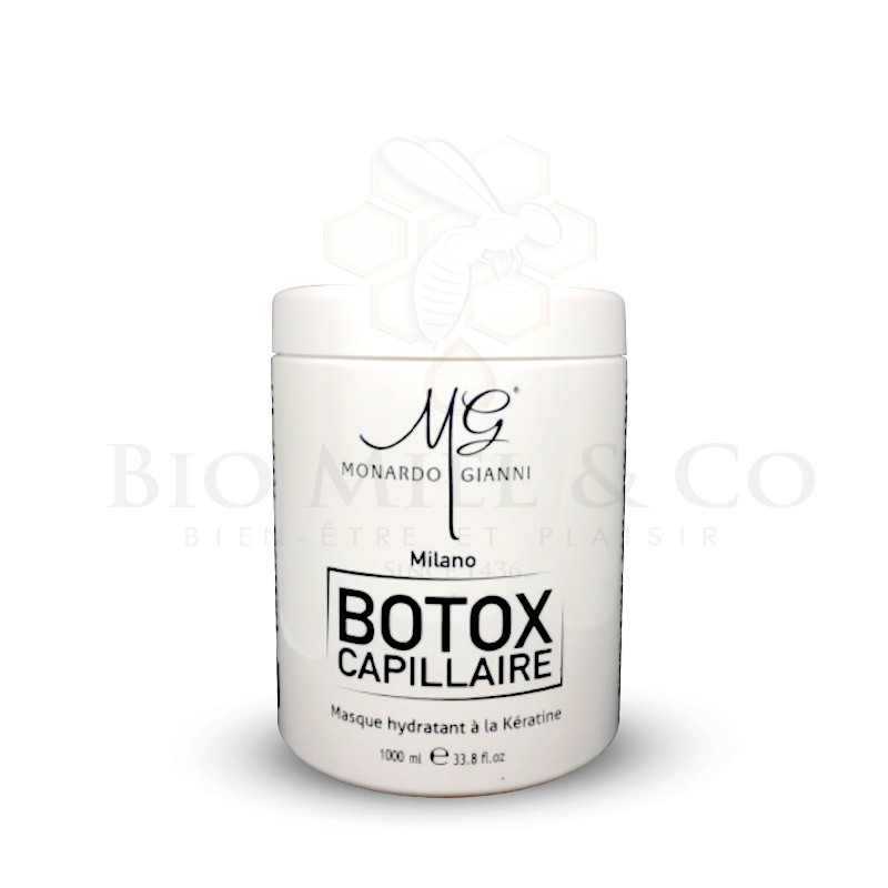 Botox capillary with...