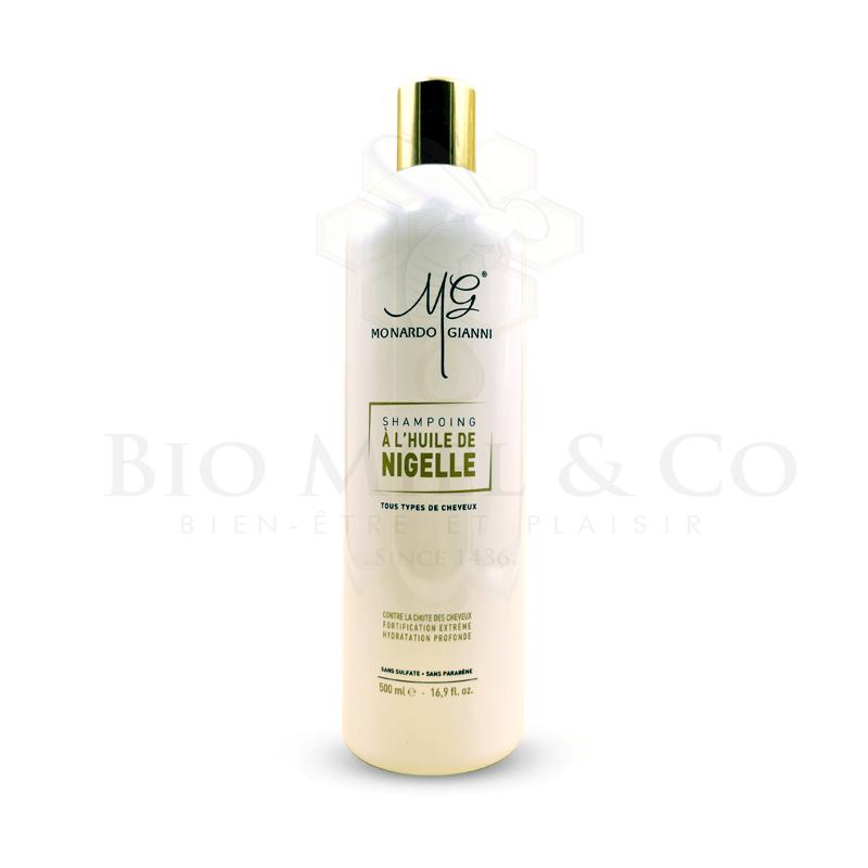 Black seed oil shampoo -...