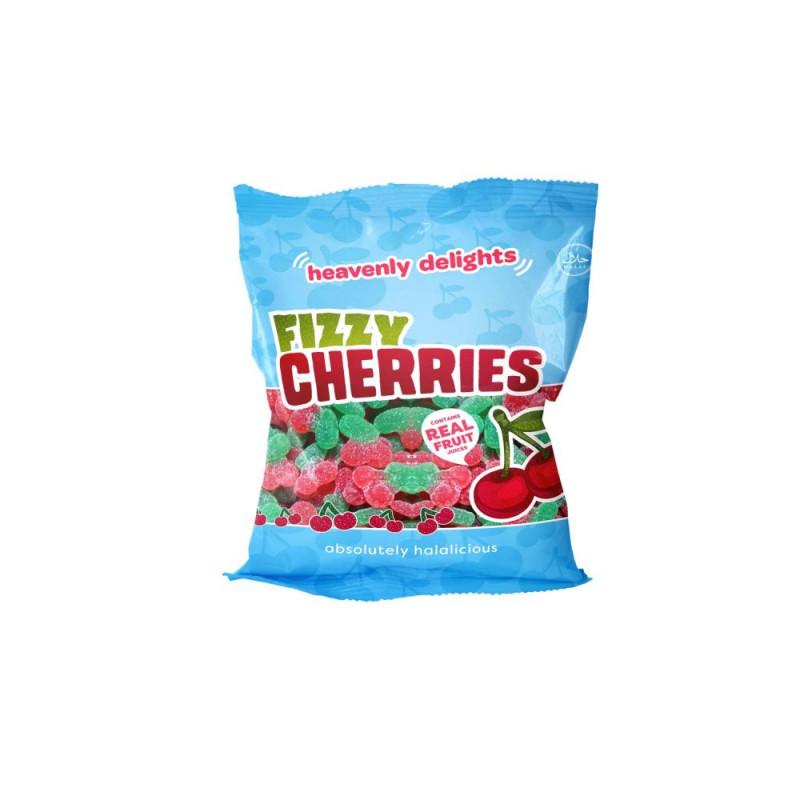 Fizzy cherries / cerises...