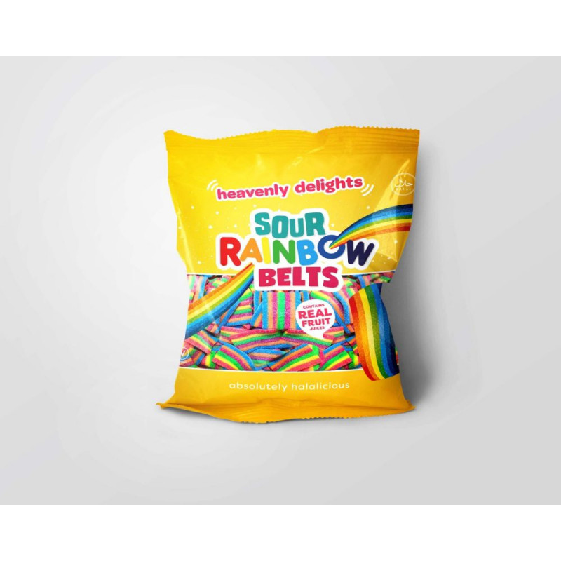 Sour rainbow belts / arc en...