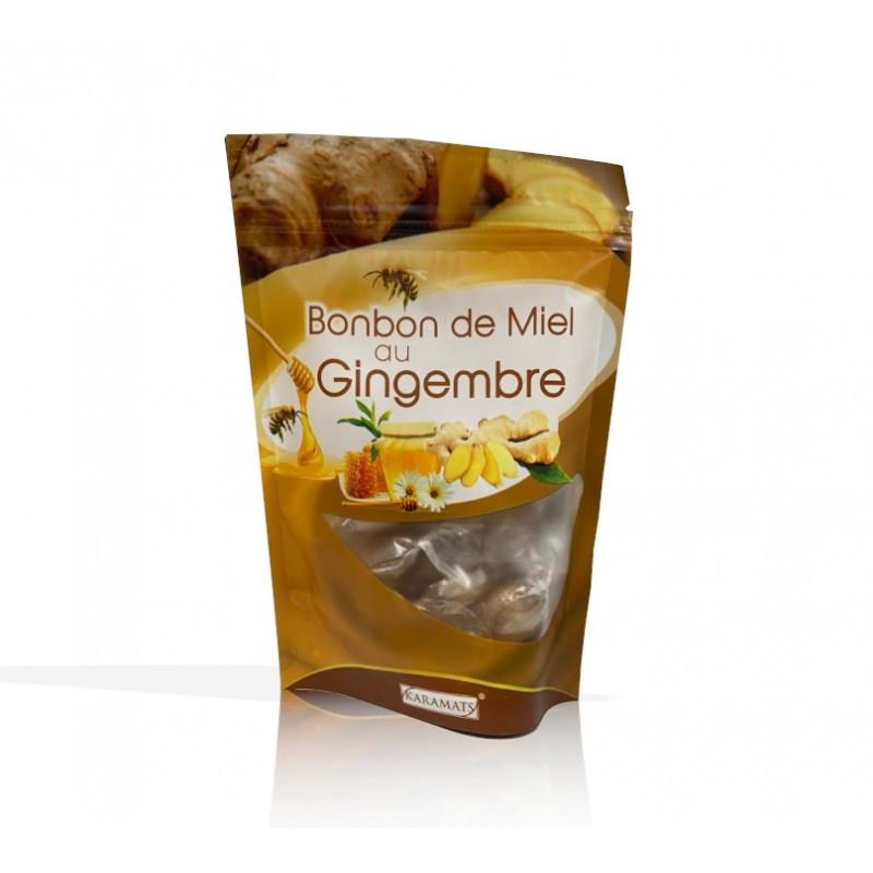 Bonbon de Miel au Gingembre...