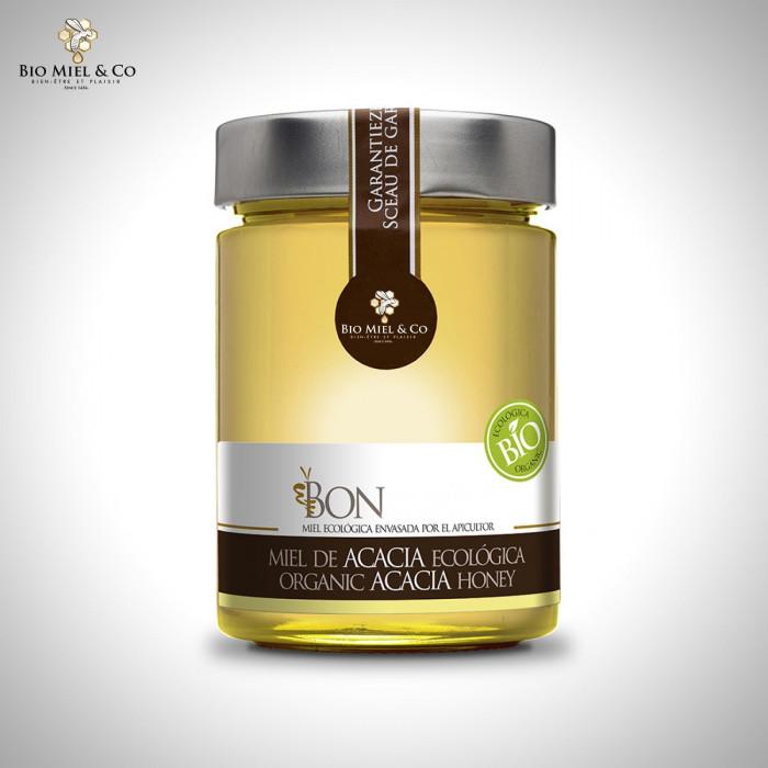 Miel de acacia orgánica (Rumania)