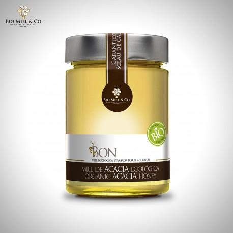 Organic Acacia honey (Romania)