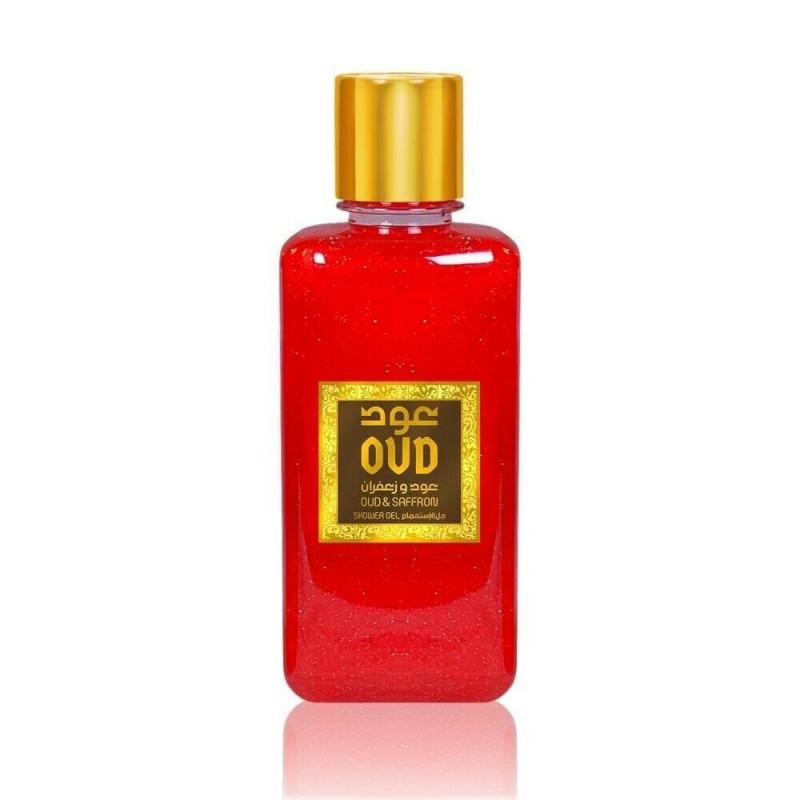 Oud & Saffron scented...