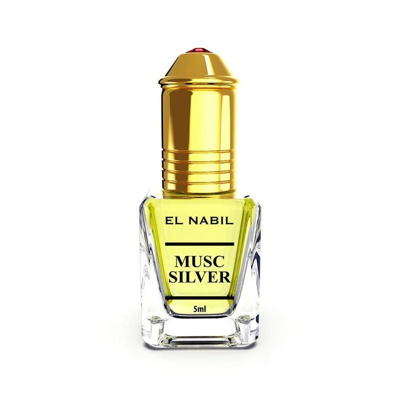 Musc Silver El Nabil - 5ml