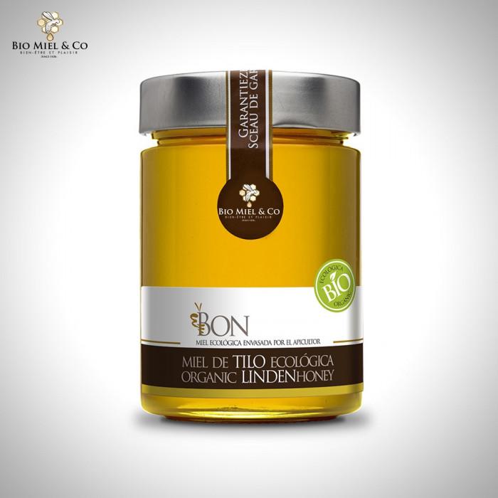 Organic lime honey (Romania)
