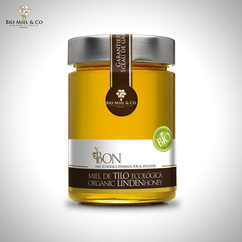 Miel de lima orgánica...