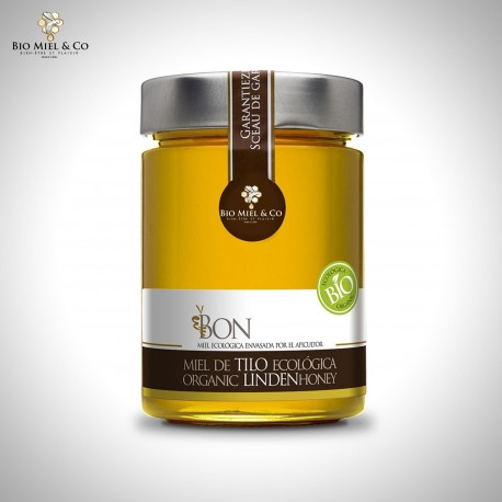 Organic lime honey (Romania)