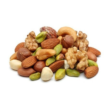 ORGANIC (Apricot-Nut-Almond-Grape-Hazelnut-Apple-Banana) Dry Fruit Blend