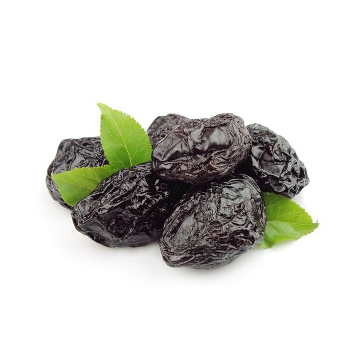 Prunes of Agen with organic seeds