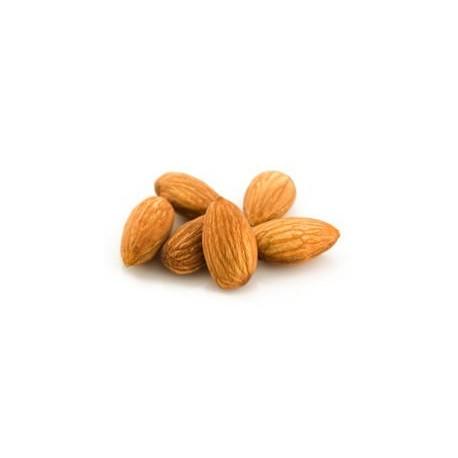 Organic shelled almonds