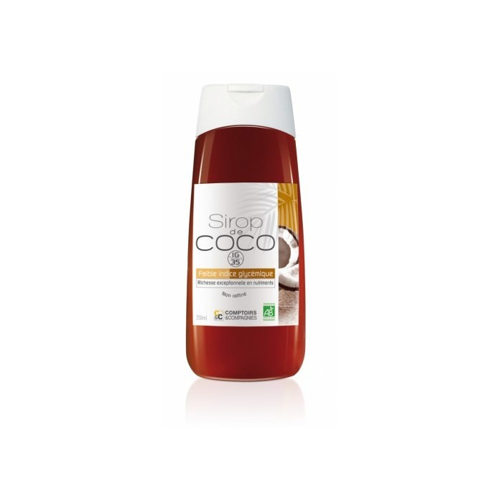 BIO coconut flower syrup