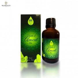 Aceite de aguacate orgánico