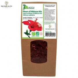 Organic Hibiscus flowers