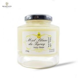 White honey from Tigray Ethiopia