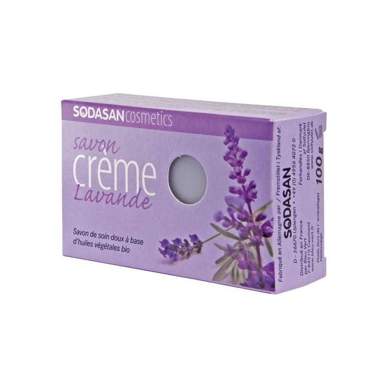 Organische Seife (Lavendel)