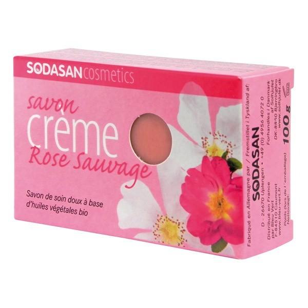 Savon BIO (rose sauvage)