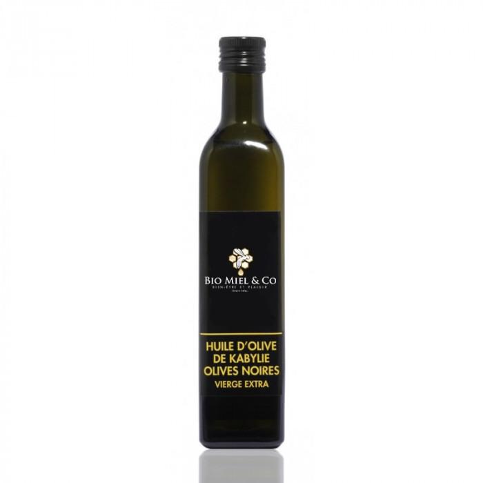 Huile d'olive vierge de Kabylie 500ml