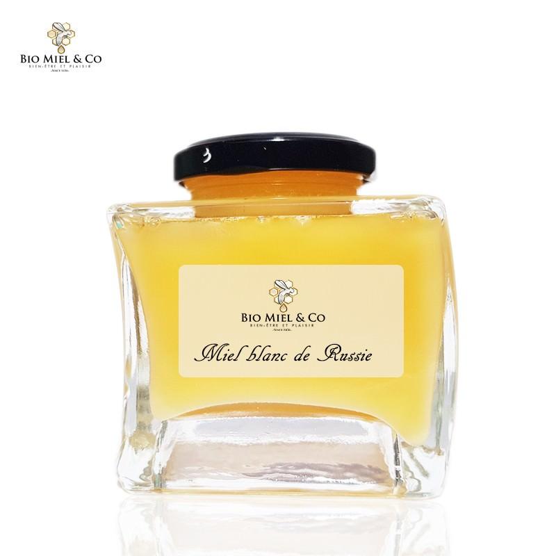 Miel blanc de Russie (premium)