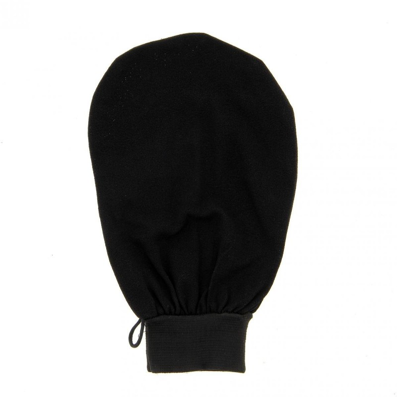 Kessa / Gant noir de gommage