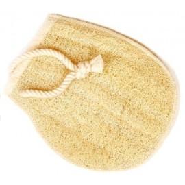 Guante de algodón Loofah