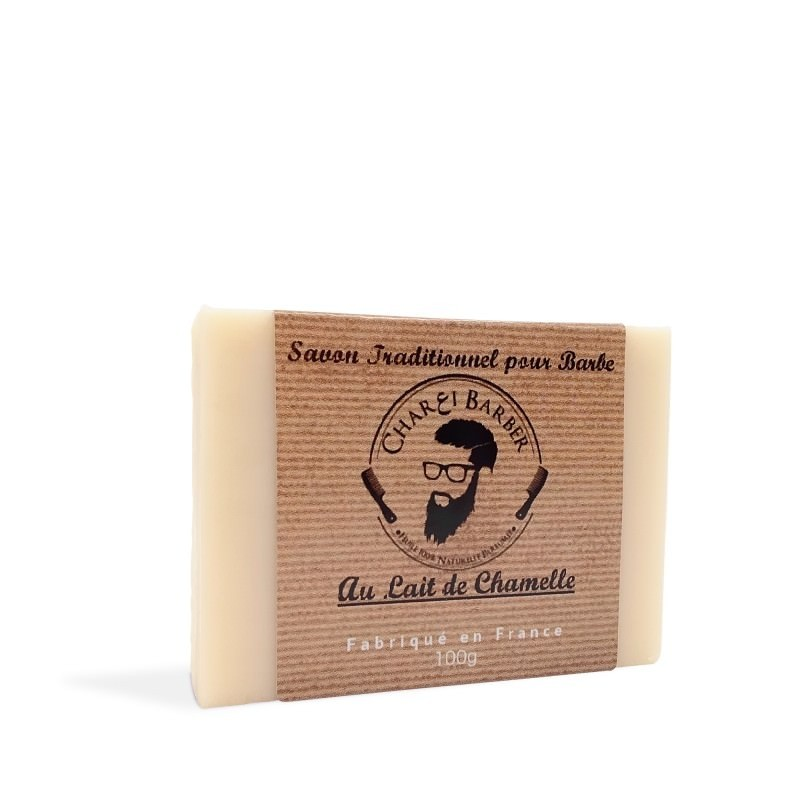 Jabón de leche de camello