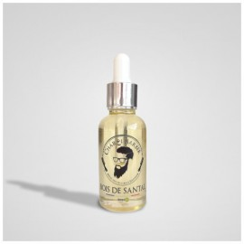 Organic Beard Oil Sandalwood