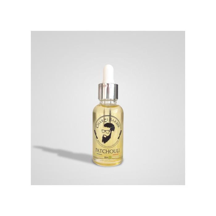 Organic Patchouli Beard Oil