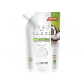 Aceite de coco virgen orgánico de Fair Trade 250ml