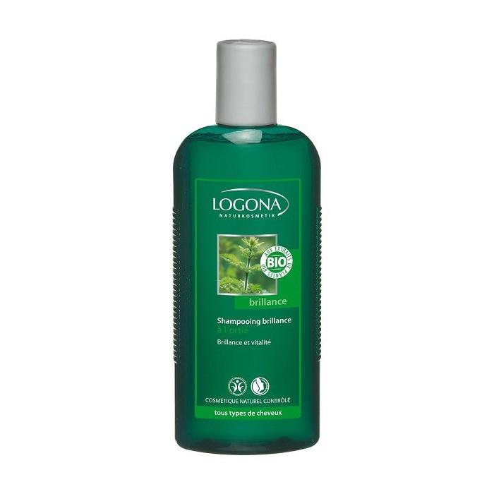 Shine Shampoo con ortiga 250mL