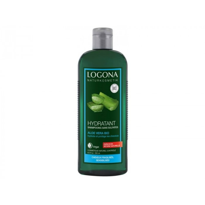 Shampoing Hydratation et Protection à l'Aloe Vera 250 ml