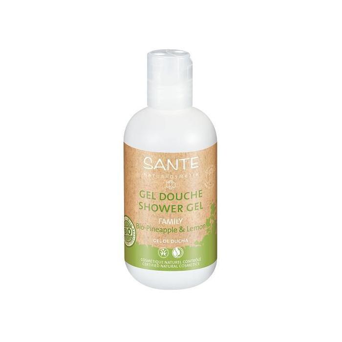 Lemon Organic Pineapple Shower Gel 200ml