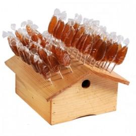 Piruleta de miel / caramelo