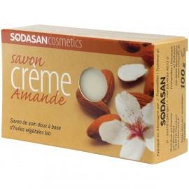 Organic soap (almond)