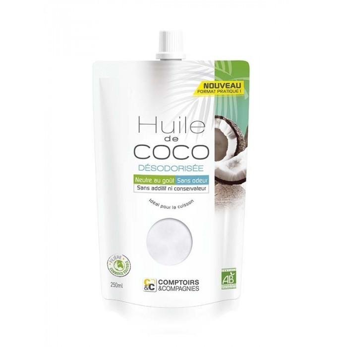 Organic virgin coconut oil from Fair Trade 250ml