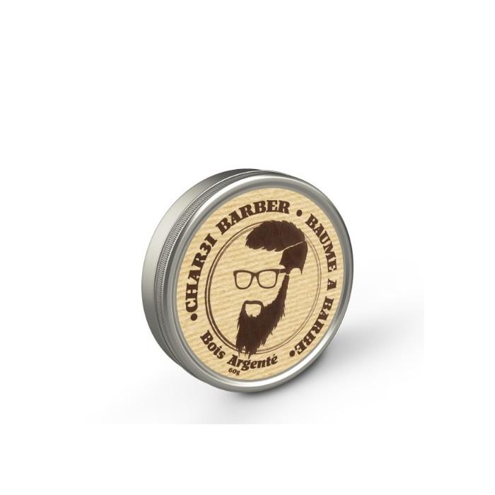 Silver Wood Beard Balm