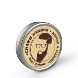 Silberner Holz-Bart-Balsam