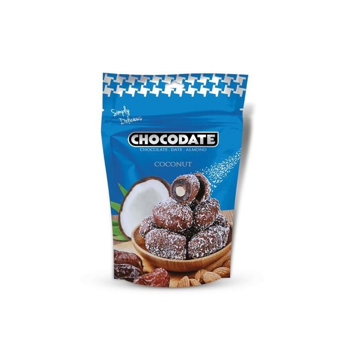 Dattes fourrées chocolat / coco 100gr