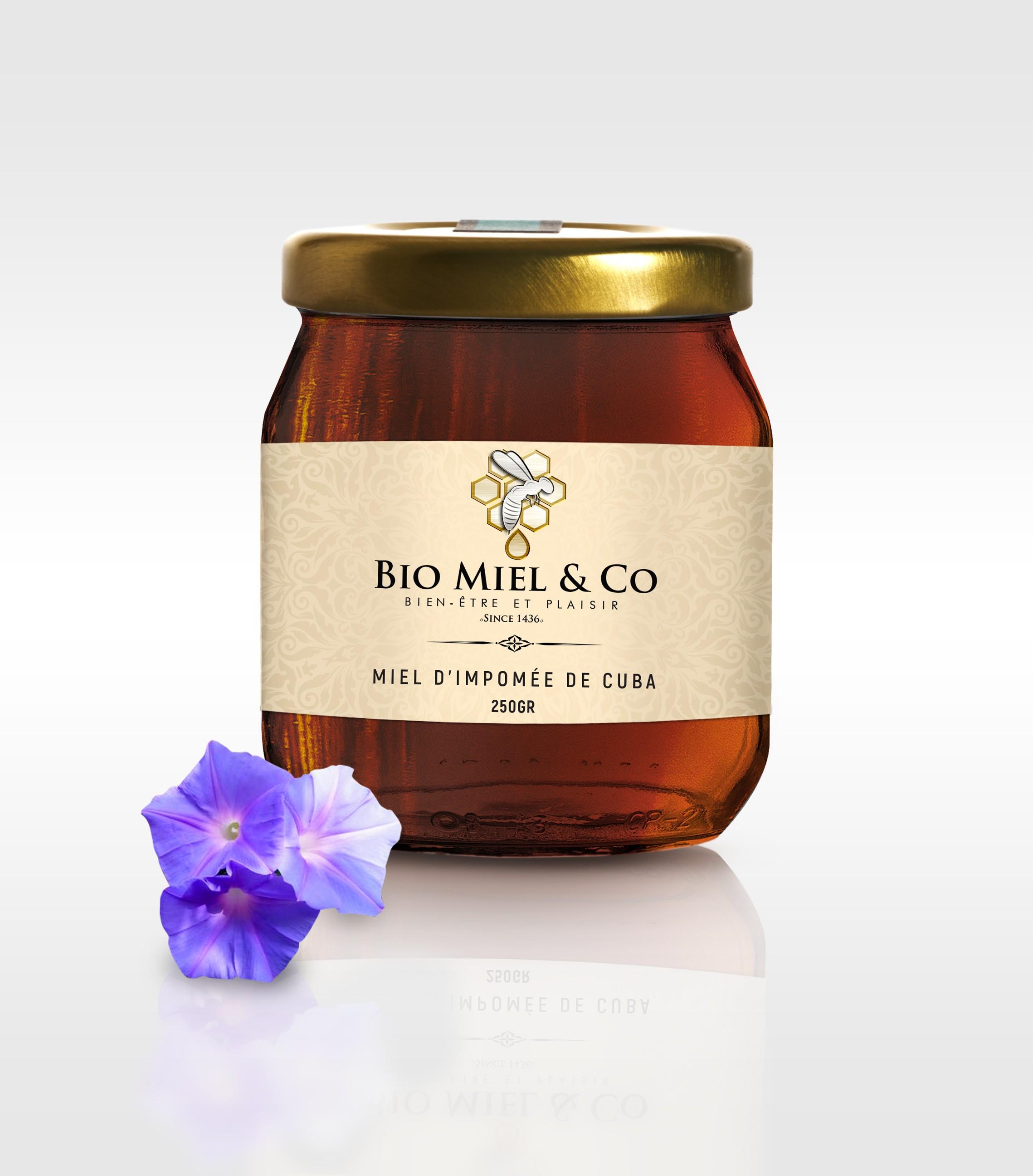 Ipomoea honey from Cuba (rare)