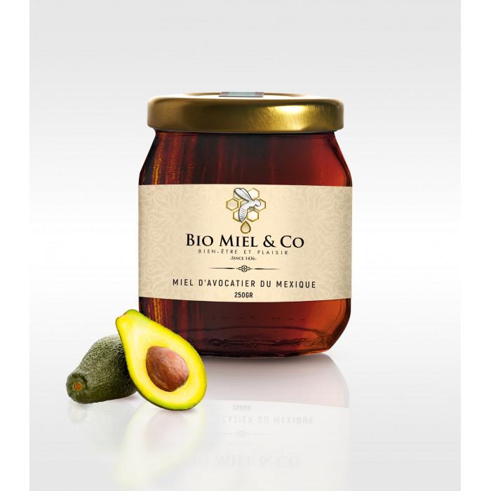 Miel d'Avocatier (Mexique)