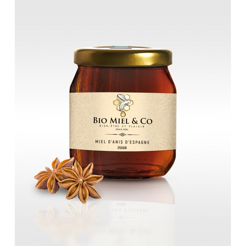 Honig aus Anis (Spanien)