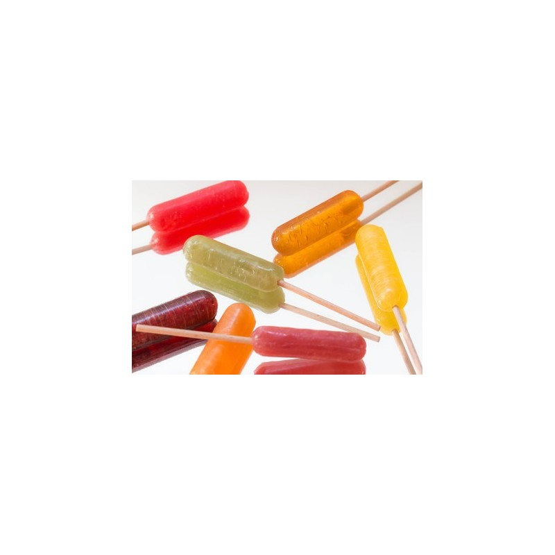 Assortiments de bonbons aux Fruits / Miel